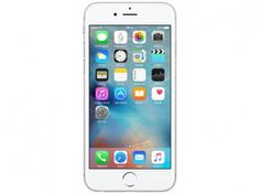 """iPhone 6S Plus Apple 64GB Prata 4G Tela 5.5"""" - Retina Câm. 12MP + Selfie 5MP iOS 9 Proc. Chip A9 com as melhores condições você encontra no Magazine Eliasjunior31. Confira!"""