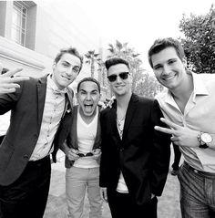 Big Time Rush at KCA 2013