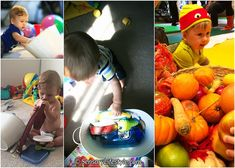 Top 10 Sensory Activities for your 6 month old