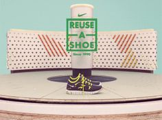 What Is Nike's Reuse A Shoe Programme