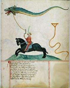 Medieval kite, called a dragon or a comet.