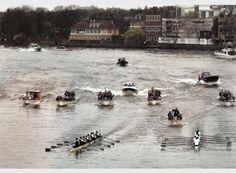 Watch the Boat Race!