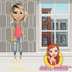 Mall world Outfit 6/3/15 By ♡❀☆Kєssια яɨsィℴ♡❀☆