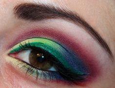 Disney Inspired Makeup : Mulan - Luhivy's favorite things