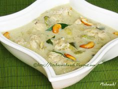 Mishmash !: Kerala Chicken Stew……Flavourful & Elegant!