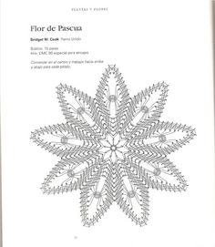Tutorial - How to crochet a Romanian Cord Bobbin Lace Patterns, Crochet Flower Patterns, Crochet Flowers, Doily Art, Romanian Lace, Bruges Lace, Lacemaking, Diy Couture, Parchment Craft
