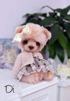Little Bear Di) by By Dadykina Natasha   Bear Pile