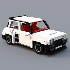 Amg Logo, Lego Design, Rear Wheel Drive, Product Ideas, Lego Ideas, Passion, Cars, Vehicles, Renault 5