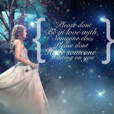 Enchanted-Taylor Swift <3
