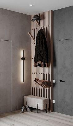 Home Room Design, Home Interior Design, Living Room Designs, Interior Decorating, House Design, Wall Design, Interior Styling, Home Entrance Decor, House Entrance