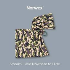 Brand NEW Norwex Optic Scarf Design - Camouflage! clean glasses, electronics, jewels and other smooth surfaces without smudging or damaging your little gadgets! Available for purchase October 2016!  Now available Dark Olive, Butterfly Print & Multi-Design Valerie Lamb - Norwex Independent Sales Consultant ValerieLamb.Norwex.biz