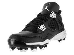 official photos e7b32 dcddf Iv Jordan, Jordan Cleats, Air Jordan De Nike, Tacos De Béisbol, Ropa