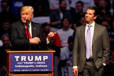 The man whose photograph was used by Donald Trump's son to illustrate the GOP presidential candidate's anti-refugee stance said on Tuesday that he would have never allowed his image to be used by the younger Trump. Young Trump, Donald Trump Son, Boycott Hollywood, Trump International, The Trump Organization, Trump Train, Trump Jr, Denial, Confessions