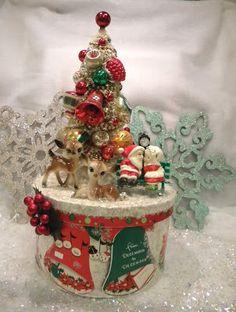 Ms Bingles Vintage Christmas: February 2010