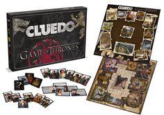 #Cluedo #GameofThrones #CollectorsEdition #DereiserneThron #Daenerys #Winterfell #english #englisch