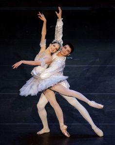 Darcey Bussell & David Makhateli