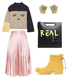 """""""#01"""" by djinotdjinot on Polyvore featuring AlexaChung, Sperry, Gucci, contest, gucci and cashmere"""