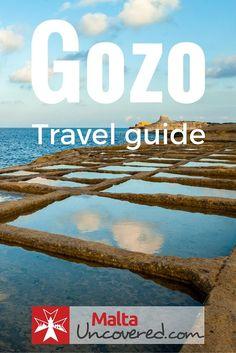 Gozo is Malta's sister island and said to be Calypso's isle, known from Homer's Odyssee. Malta Travel Guide, Travel Guides, Travel Tips, Travel Hacks, Budget Travel, Malta Holiday, Malta Food, Malta Beaches, Malta Valletta