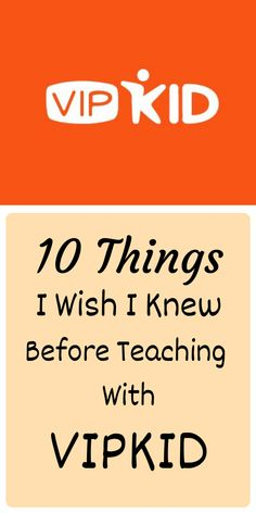These are the 10 things I wish I would've known before starting to teach online with VIPKID! Be sure to read all of them, they are all very important for VIPKID success! Online College, Online Jobs, College Tips, Education College, Education Degree, Education Jobs, Music Education, Teaching English Online, Teach Online