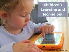 Children's Learning and Technology