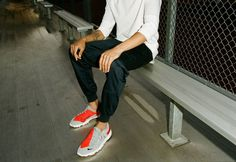Publish Brand Legacy Jogger Pants : Continuing to produce functional and stylish staple garments, Publish Brand presents updates to its How To Wear Joggers, Jogger Pants, Hypebeast, Street Wear, Menswear, Normcore, Glamour, My Style, Stylish