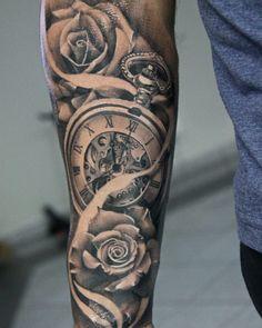 Grab your hot tattoo designs. Get access to thousands of tattoo designs and tattoo photos Forarm Tattoos, Life Tattoos, Hand Tattoos, Tattoo Arm Mann, Leg Tattoo Men, Half Sleeve Tattoos For Guys, Cool Tattoos For Guys, Lion Tattoo Sleeves, Hourglass Tattoo
