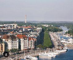 Stockholm City, Stockholm Sweden, Great Northern Railroad, Sweden Travel, Gothenburg, Santa Clara, Most Beautiful Cities, Finland, Paris Skyline