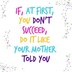 Mother's Day / Moederdag via Flair.be (http://www.flair.be/nl/uit-thuis/285940/vrolijk-je-moederdagkaartje-op-met-een-quote)