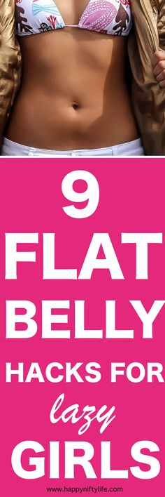 Now I know how I can make my tummy look slimmer without pills or fad diets. Best way to get flat abs fitness tips #burnfat #stomachfat #abs