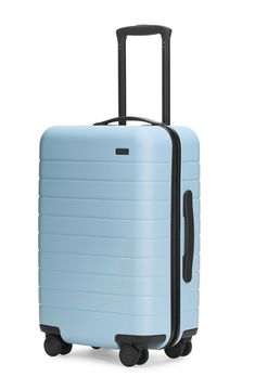 Com cute luggage, travel luggage, away carry on, dc trave Cute Luggage, Best Luggage, Vintage Luggage, Travel Luggage, Travel Bags, Luggage Bags, Vintage Suitcases, Hard Suitcase, Suitcase Packing