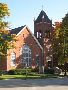 cute church in south lyon? :)