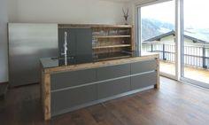 ᐅ Küchenstudio Sendlhofer - Salzburg Decor, Home, Cuisine Design, Interior Inspiration, Furniture, Interior, Storage Bench, Kitchen, Entryway Tables