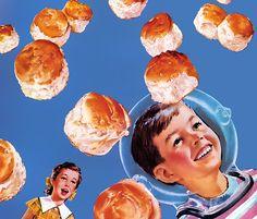 a bread girl's dream