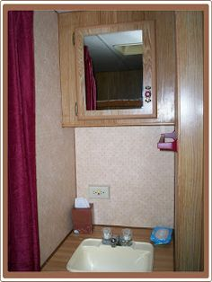 Coca Cola Trailer Cottage     About 5 years ago, my husband and I bought a 1987 Taurus 21' travel trailer.. To be honest, I had been lookin...