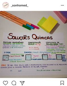 Material Didático, Chemistry, Joy, School, Teaching Chemistry, Concept Diagram, Study Organization, Study Notes, Mental Map