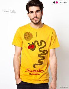 #fashion #neronera #tshirt #man #suglio http://www.neronera.com/info/t-shirt/store/suglio-mannaro