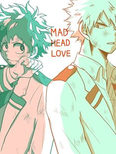 MAD.HEAD.LOVE <3 KatsuDeku <3