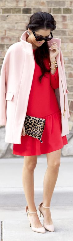 Pink. Red. Leopard. <3 TART Collections #TARTCOLLECTIONS