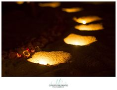 candles in the sand, candlelit dinner on the beach, Koh Samui Thailand, Thailand wedding photographer, proposal photography
