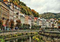 Karlovy Vary - Prag