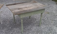 Kitchen Tables On Pinterest Rustic Wood Furniture