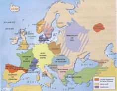 Europe in year 1000