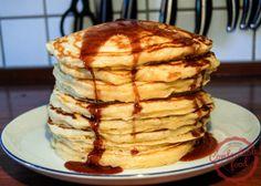 best buttermilk pancakes everIngredients: all-purpose flour - 2 cups sugar - 2 tbsp baking powder - 2 tsp baking soda - 1 tsp salt - 1/2 tsp eggs - 2 buttermilk - 2 cups milk - 1/2 cup butter - 1/4 cup (55g), melted
