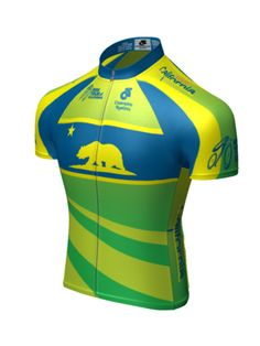 2015 Amgen Tour of California Sprint Jersey
