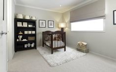 Maybe a baby room in the next display home