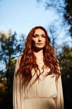 f81106ee8b3 Poldark s Eleanor Tomlinson is launching her first album