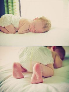 Connor's Newborn Photography