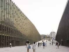 Gallery - Ewha Womans University / Dominique Perrault Architecture - 9