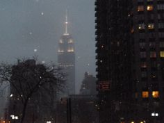Empire State Building, January 2014