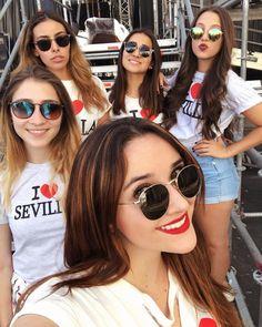 Mirrored Sunglasses, Sunglasses Women, Bff, Crushes, Best Friends, Iphone Wallpaper, Fashion, Girls, Camila Cabello